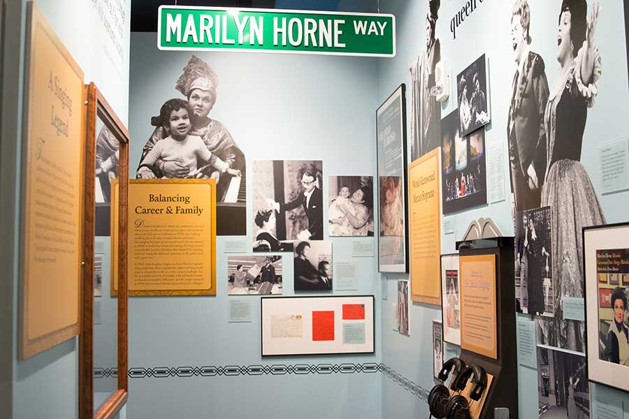 Marilyn Horne hall