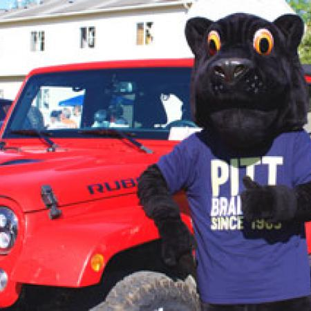 Panther with Jeep